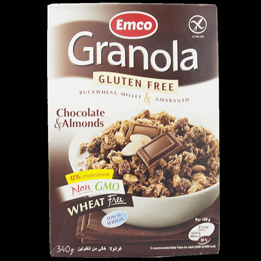 granola-choco
