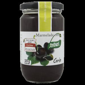 marmelade-cerise-sans-gluten